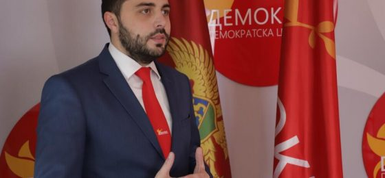 Vladimir MArtinovic foto: demokrate