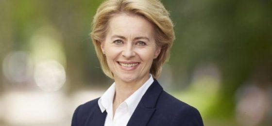 Ursula fon der lajen foto CDU